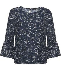opus blouse met print fusa hs