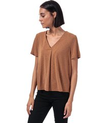 womens cira v-neck top