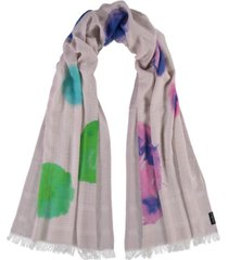 fraas watercolor love scarf