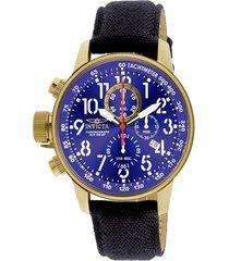 reloj invicta 1516 negro paño hombres