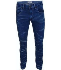 jean azul songe jeans super skinny con cierre