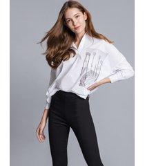 calça jeans jegging ever black preto reativo - lez a lez