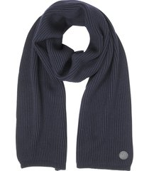 dsquared2 designer men's scarves, solid wool knit men's long scarf