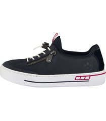 sneakers rieker marinblå