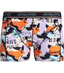 jack & jones jacsummer paper trunks sts exotic orange