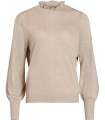 germine knit hightneck top