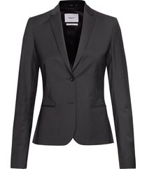 jackie cool wool jacket blazer zwart filippa k