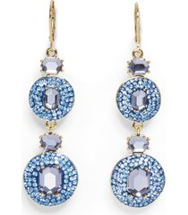 women's vince camuto double drop earrings