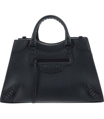 borsa donna a mano shopping in pelle neo classic city