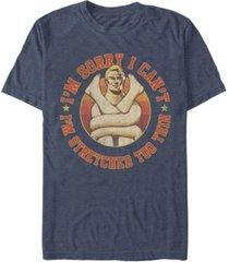 fifth sun men's stretched thin short sleeve crew t-shirt