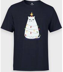 koszulka ozdobny kot