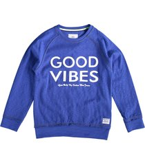 indian blue royal blue sweater