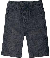 pantalón azul gap chambray 042