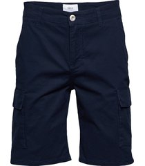 monte shorts shorts casual blå makia