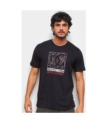 camiseta dc shoes soname masculina