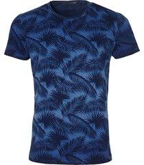 no excess t-shirt - modern fit - blauw