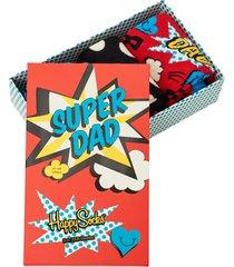 3-pack strumpor father's day socks gift set