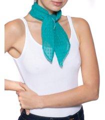 inc international concepts swiss dot bandana scarf, created for macy's
