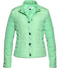 giacca trapuntata con pietre (verde) - bpc selection