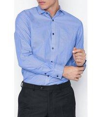 premium by jack & jones jpradrian shirt l/s noos skjortor blå