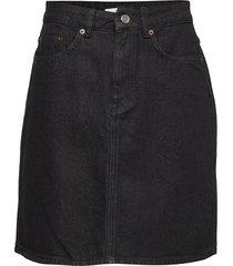 katie skirt kort kjol svart lovechild 1979
