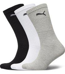 puma crew sock light 3p underwear socks regular socks vit puma