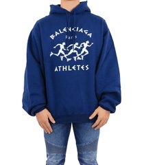 bomber athletes hoodie