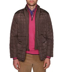 tailorbyrd men's big and tall classic quilted jacket