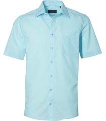 casa moda overhemd - regular fit - turquoise