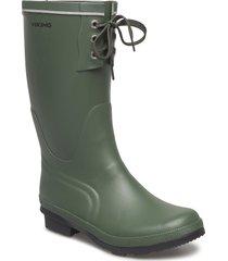 full klaff regnstövlar skor grön viking
