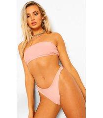 essentials string hipster bikini broekje, poederroze