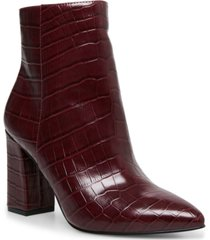 madden girl flexx pointed-toe booties