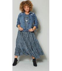 maxi-jurk angel of style blauw::marine