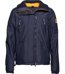 polar wind attacker nb dun jack blauw superdry