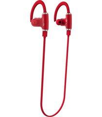audífonos bluetooth, s530 inalámbrico audifonos bluetooth manos libres  auriculares estéreo de auriculares de deporte para correr al aire libre(rojo)