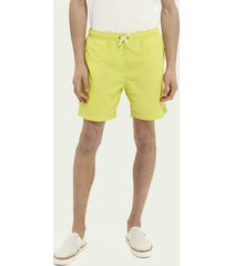 scotch & soda mid-length swim shorts