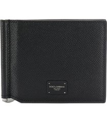 dolce & gabbana classic spring wallet
