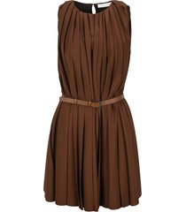 fabiana filippi pleated dress
