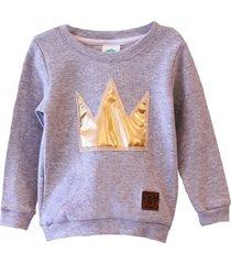bluza gold crown