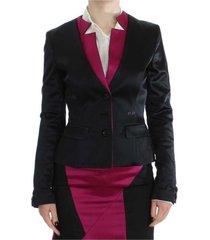 stretch blazer jacket