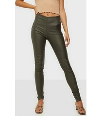 object collectors item objbelle mw coated leggings noos leggings