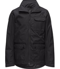 highlands jacket parka jas zwart helly hansen