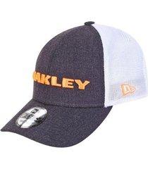 boné oakley heather new era hat masculino