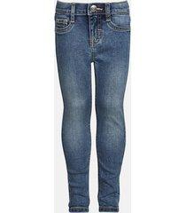 jegging jessica jeans - mellanblå