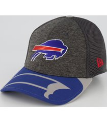 boné new era nfl buffalo bills 3930 cinza