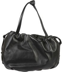 bottega veneta short handle shoulder bag