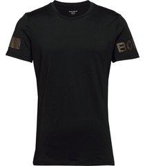 tee medal medal t-shirts short-sleeved svart björn borg