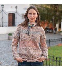 lyra travels pullover