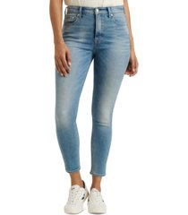 lucky brand bridgette high rise denim jeans
