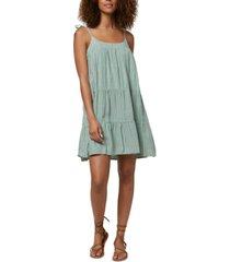 o'neill juniors' tana striped mini dress